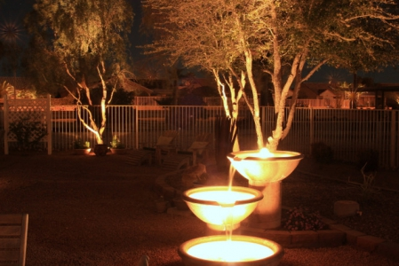 Outdoor lighting in phoenix az landscape led lights patio lights phoenix outdoor lighting from southwest lawn sprinkling specialists aloadofball Gallery