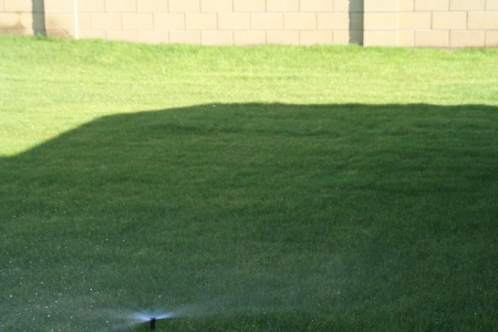 Sprinkler System Repair at Southwest Lawn Sprinkling Systems in Phoenix, Arizona