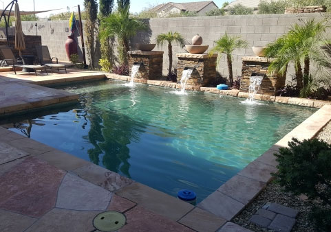 Southwest Lawn Sprinkling Specialist in Phoenix, Arizona